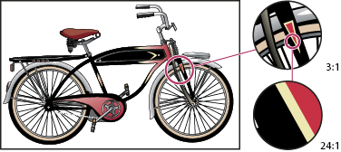 sdw bike vector