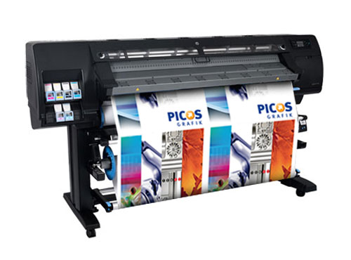 Latex-Drucker HP Designjet L 26500