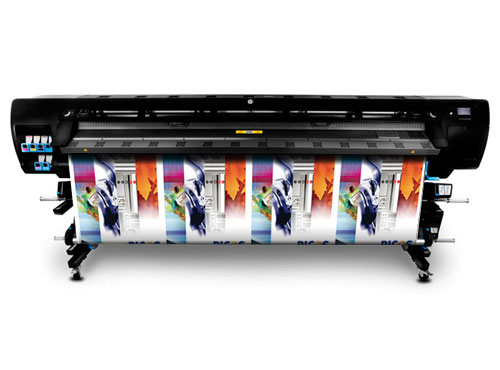 Latex-Drucker HP Designjet L 28500