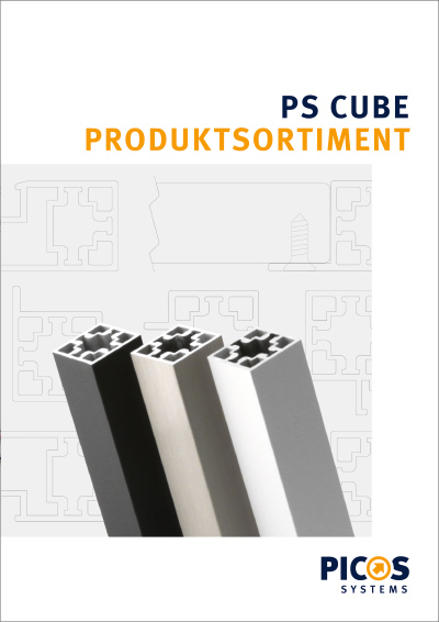 Katalog PS CUBE Produktsortiment