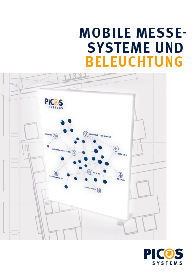 Katalog Mobile Messesysteme und Beleuchtung